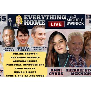 265: Human Rights, 2nd Amendment, Online, Branding, Arizona, Growth, Your Health