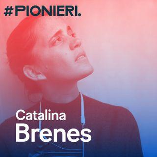 #Pionieri.05 - Catalina Brenes - Dalla Costa Rica a Verona, nel segno della bellezza