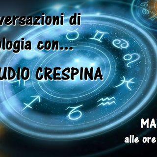 Conversazioni di Astrologia con Claudio Crespina - 21/05/2019