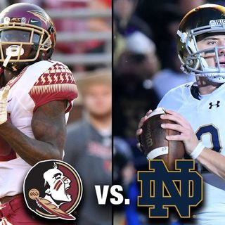 Irish Football Weekly W/Tony Hunter: Notre Dame-Florida State Preview