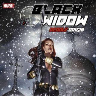 Source Material Live: Black Widow - Deadly Origin