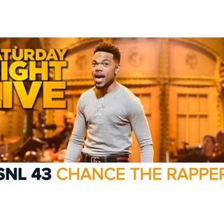 SNL43 | Chance The Rapper Hosting Saturday Night Live | Nov 18 Recap