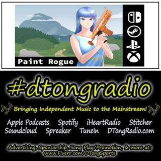 #NewMusicFriday on #dtongradio - Powered by Paint Rogue: Action Platformer on Kickstarter