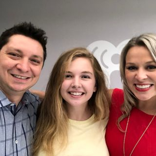 Julia checks in from college (week 2)!