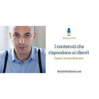 #46 I contenuti che rispondono ai clienti: con Alessio Beltrami al BookPride di Milano