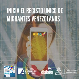 Inicia el registro único para migrantes venezolanos