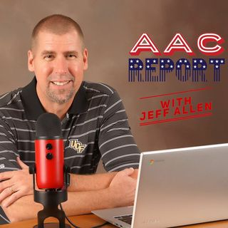 The AAC Report with Jeff Allen: #009 AAC Baseball Tourney Preview plus more AAC news. Guest: Trace Trylko from Knightline