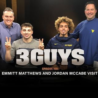 Emmitt Matthews and Jordan McCabe Return