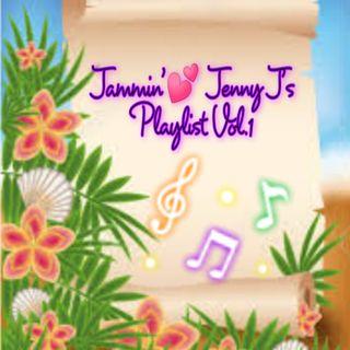 105.3 WXEQ Evening Delight Jammin' Jenny J's Playlist Vol.1