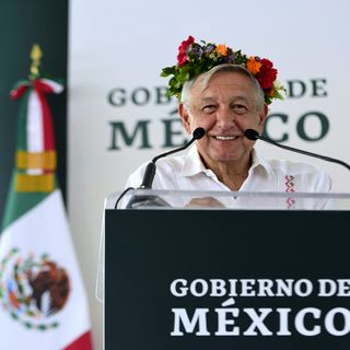 Andrés Manuel López Obrador anuncia campaña contra el consumo de drogas