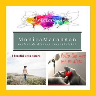 """Punt. straordinaria: """"I BENEFICI DELLA NATURA """" con Monica Marangon"""