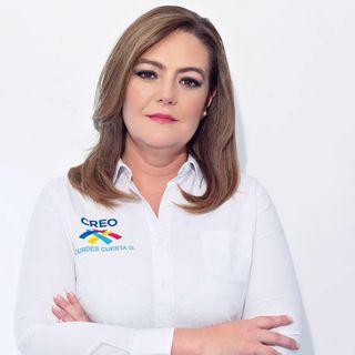 El candidato: Lourdes Cuesta, Partido Social Cristiano