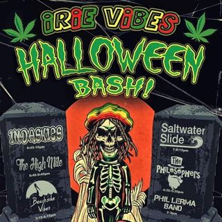 16: LIVE at Bonez Draught House with the Official Halloween Preview of the Waterfront Capital of Texas