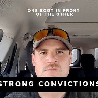 QUIT BITCHING AND STAND FOR YOUR CONVICTIONS