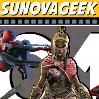 Best Games of 2018! SUNOVAGEEK Podcast Ep. 1