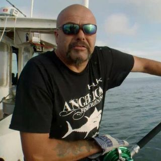 Dave Marciano From Natl Geo's Wicked Tuna