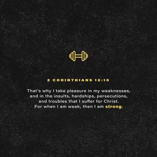 Episode 243: 2 Corinthians 12:10 (October 3, 2018)