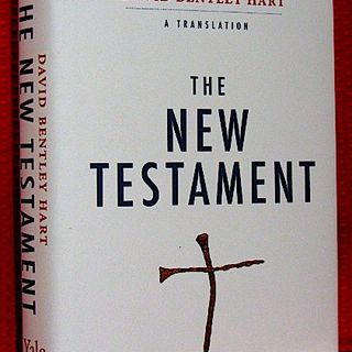 David Bentley Hart A Translation The New Testament
