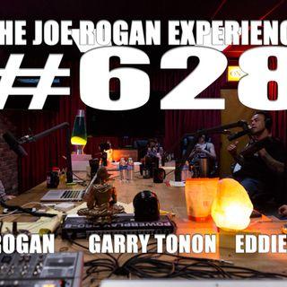 #628 - Garry Tonon & Eddie Bravo