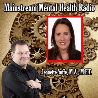Featured Guest Jeanette Yoffe, M.A., M.F.T.