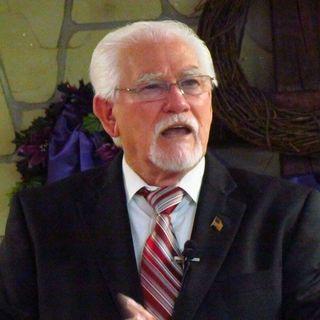 Fire - mand Glory -Pastor Gene Bassham