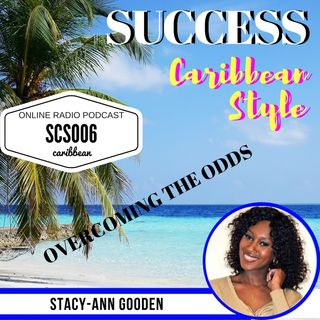 SCS006 Former Miss Jamaica Contestant Weather Reporter Cultural Advocate StacyAnn Gooden from Jamaica