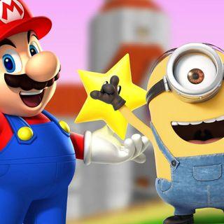 Il film di Mario è in arrivo (ed altre cose belle)
