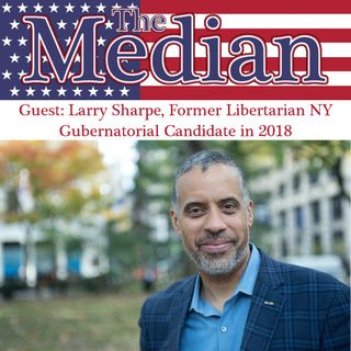 6.. Larry Sharpe, Libertarian NY Gubernatorial Candidate in 2018