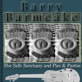 SHE SELLS SANCTUARY (AND PIES & PASTIES)