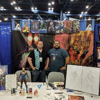 Comicpalooza 2019 - Apogee Comics