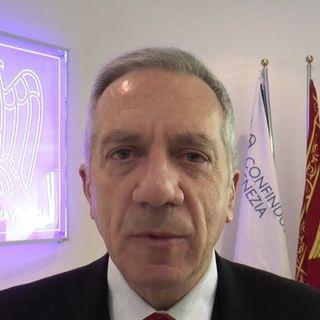 Giampiero Menegazzo - I valori al centro dei futuri scenari