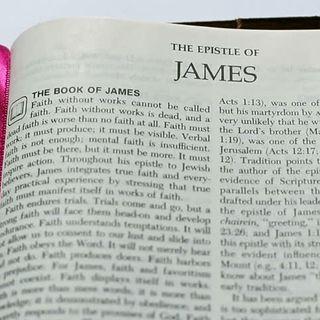 The Ten Commandments of James 4