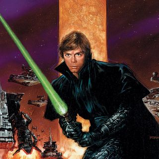 Lucasfilm Doing More Non Canon Star Wars? New Star Wars Games In The Works?