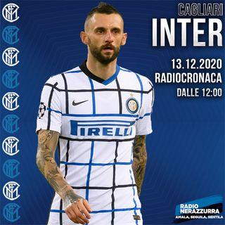 Post Partita - Cagliari Inter 1-3 - 201213