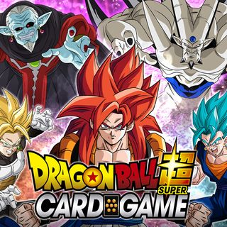 Dragon Ball - Cambios en el podcast y los inicios en un TCG