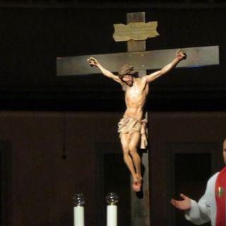 Veneración a la Cruz Medjugorje 19.06.20 - Solemnidad Sagrado Corazon de Jesus
