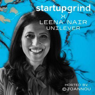 50/50 Gender Balance Across Global Leadership with Leena Nair