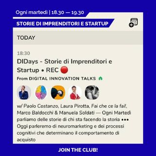 Storie d'Imprenditori e Startup - Neuromarketing