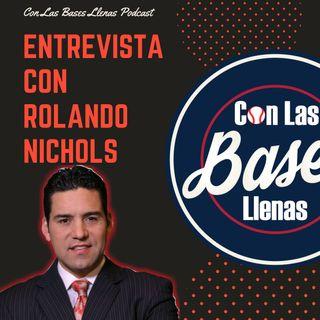 Entrevista con Rolando Nichols de Fox Deportes