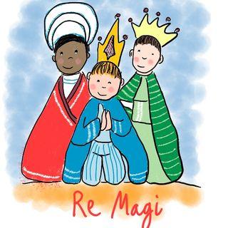 La favola dei Re Magi