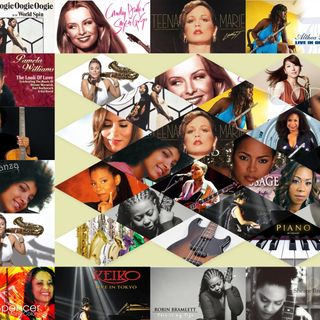 """The Ladies & """"Their Instruments of Music"""" ♩♪♫♬"""