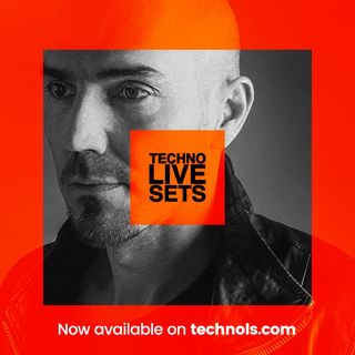 Techno: Sam Paganini - Studio Mix February 2020