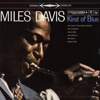 MILES DAVIS KIND OF BLUE MFQS