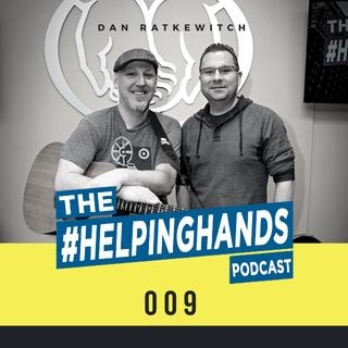ST RAPHAELS CYO COACH DAVE HUDZIK | #HELPINGHANDS PODCAST 009