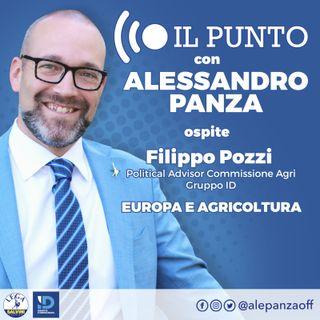 Il punto con Filippo Pozzi su agricoltura ed Europa