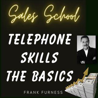 Telephone Skills - The Basics