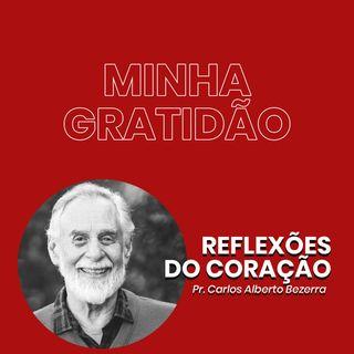 MINHA GRATIDÃO