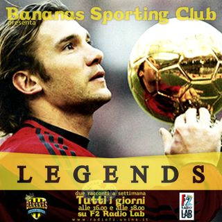 Legends - Andriy Shevchenko