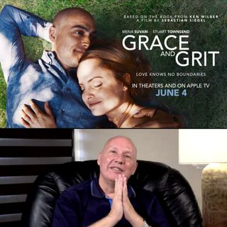"""Movie """"Grace and Grit"""" - Commentary by David Hoffmeister - """"Trusting In the Present"""" Online Retreat Movie Workshop"""