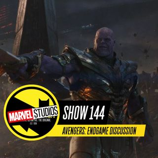 144 | Avengers: Endgame Discussion